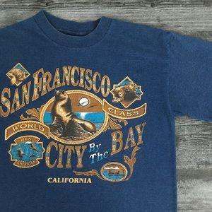 1990s San Francisco California T-shirt